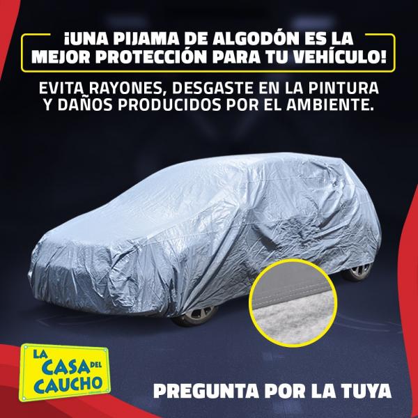 PIJAMAS PARA CARRO ALGODON