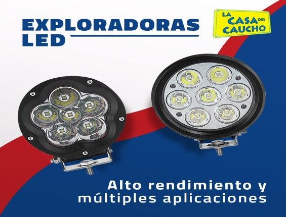 EXPLORADORA LED SM6054