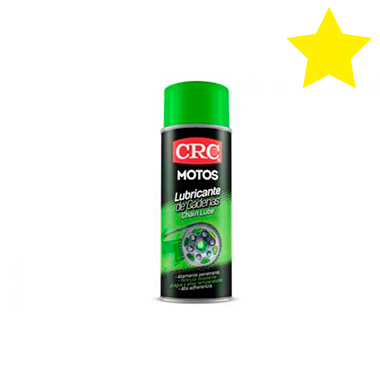 Lubricante para Cadenas de Moto y Bicicleta CRC