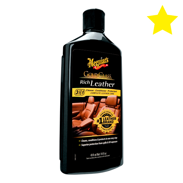LIMPIADOR CUERO GOLD  CLASS LEATHER CLEANER